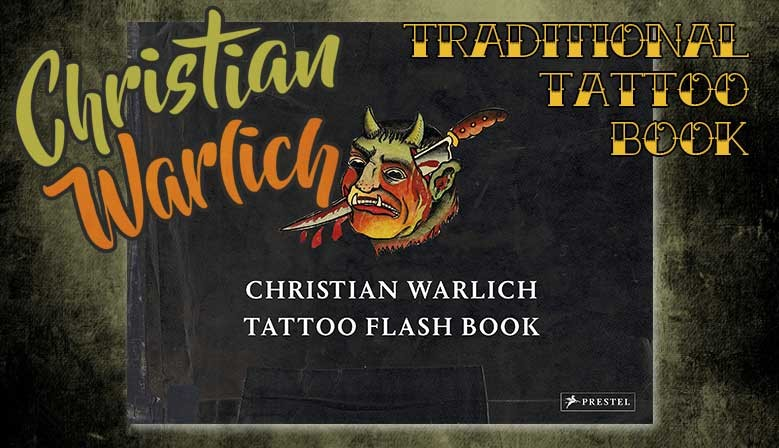 slideshow christian warlich tattoo flash book