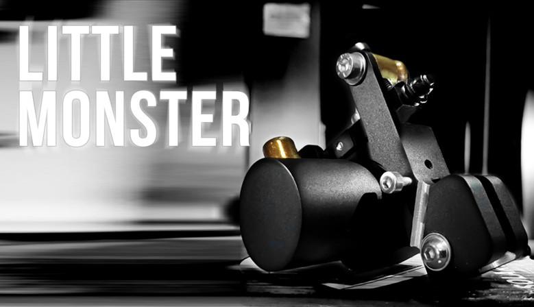 slideshow little monster tattoo machine