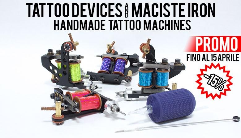 slideshow promo macchine td & maciste